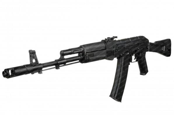 Автомат Лазерный ELT AK-74 01