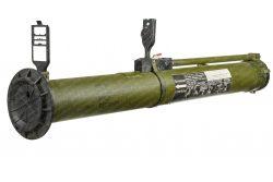 Лазерный гранатомет ELT РПГ-27 01