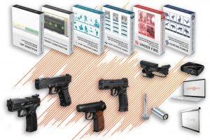 Комплекты для охраны