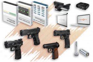 Комплекты для тренировок IPSC и IDPA